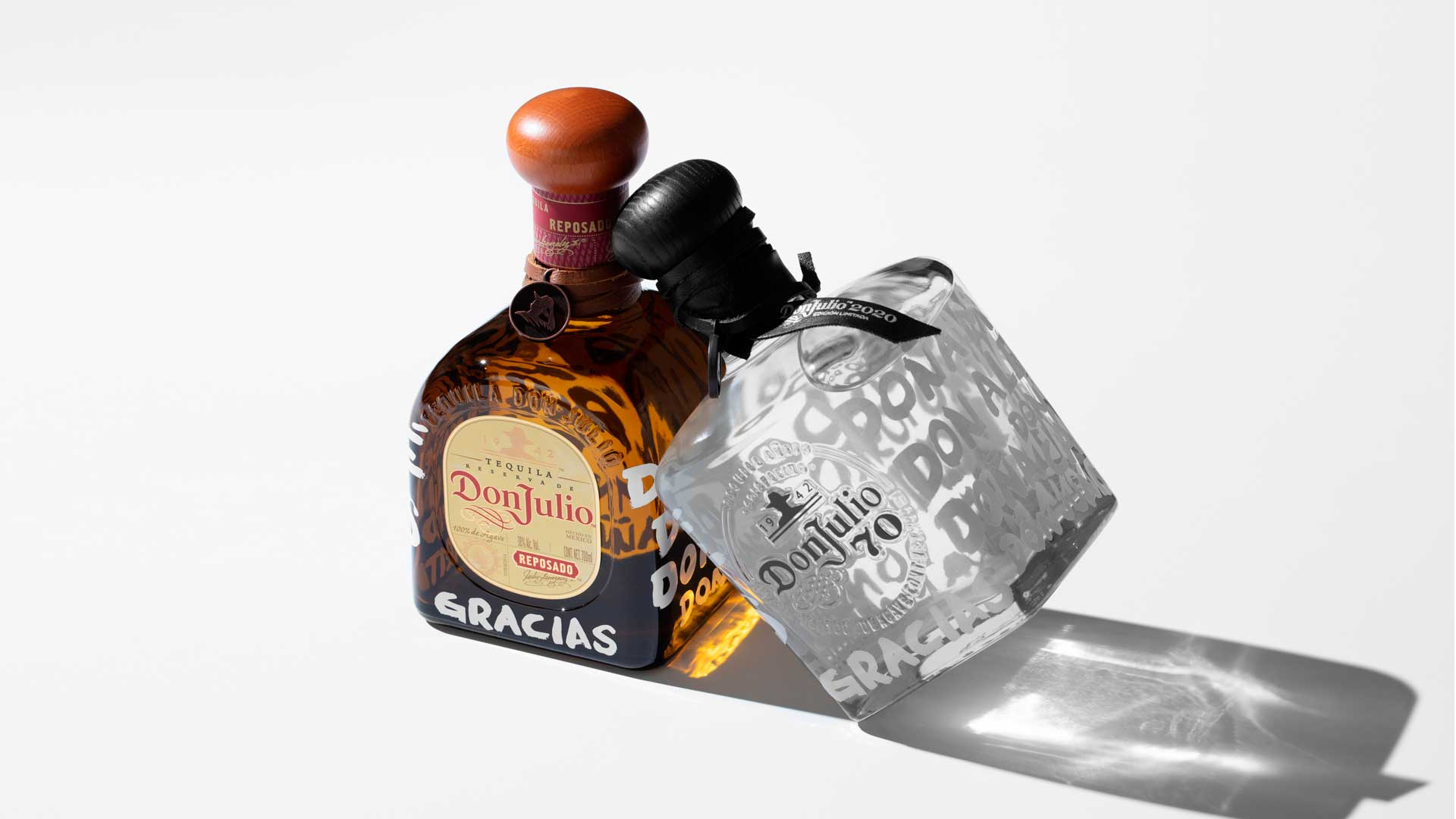 Tequila Don Julio se quita el sombrero ante laresiliencia