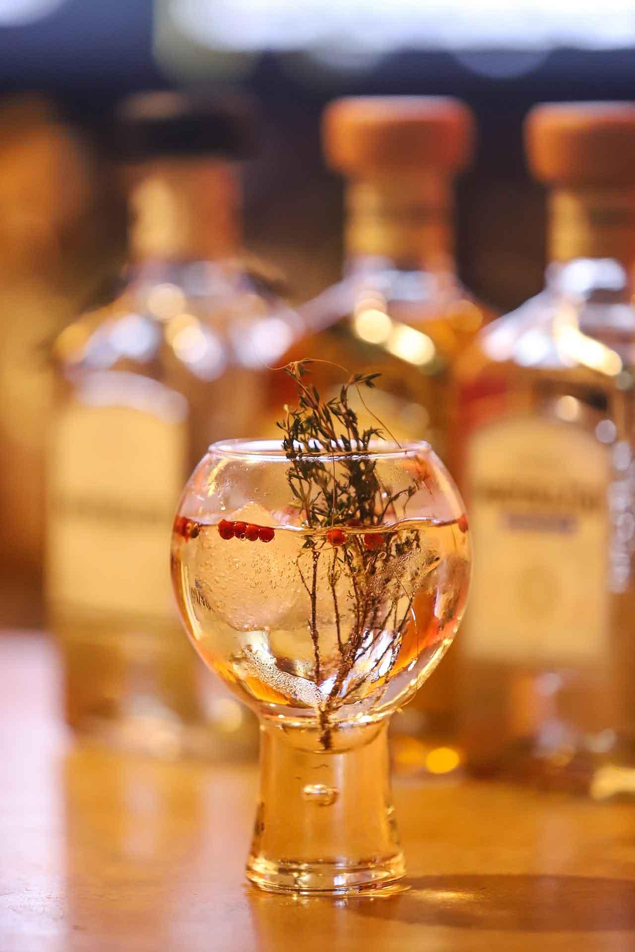 Coctel tequila