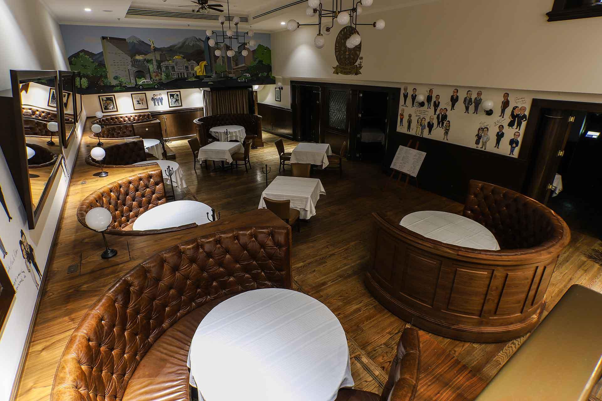 The Palm restaurante