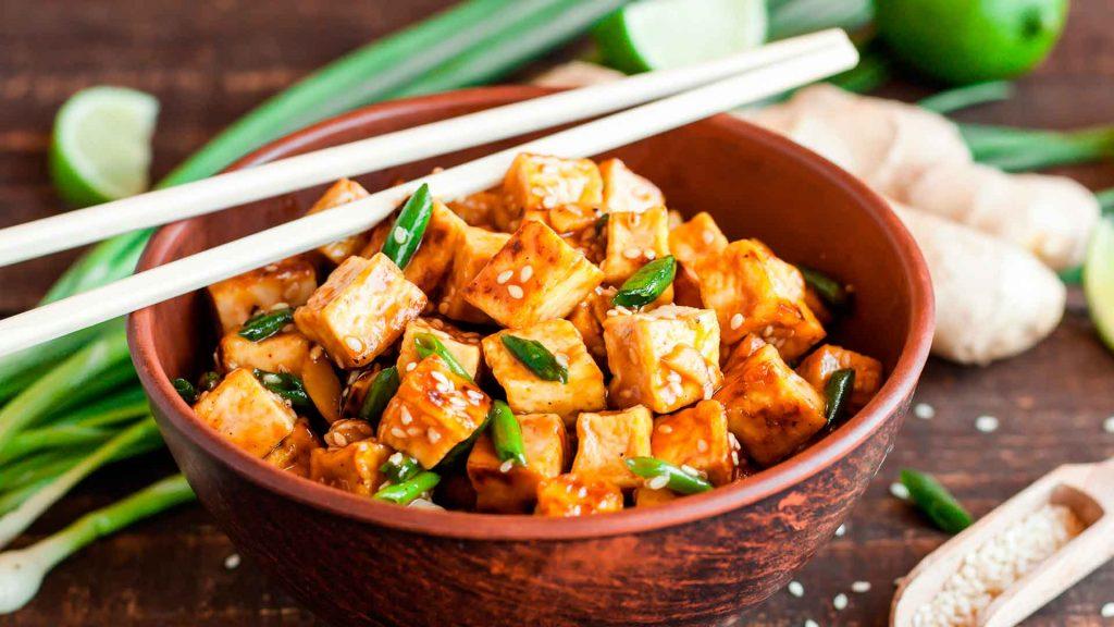 Tofu: la carne de los vegetarianos