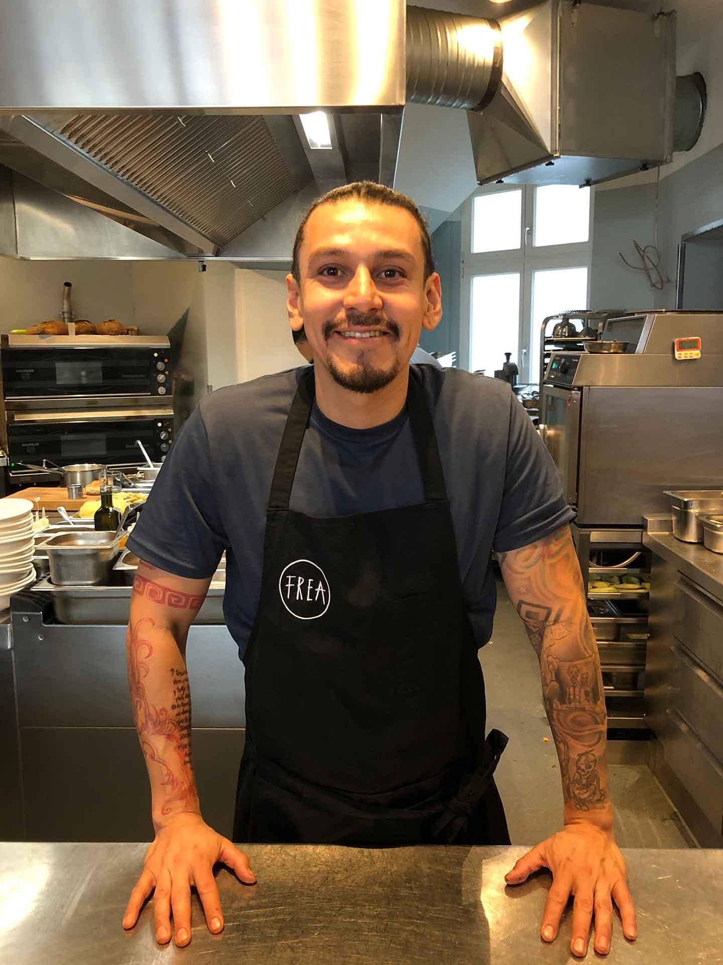 Chef Yahir Franco
