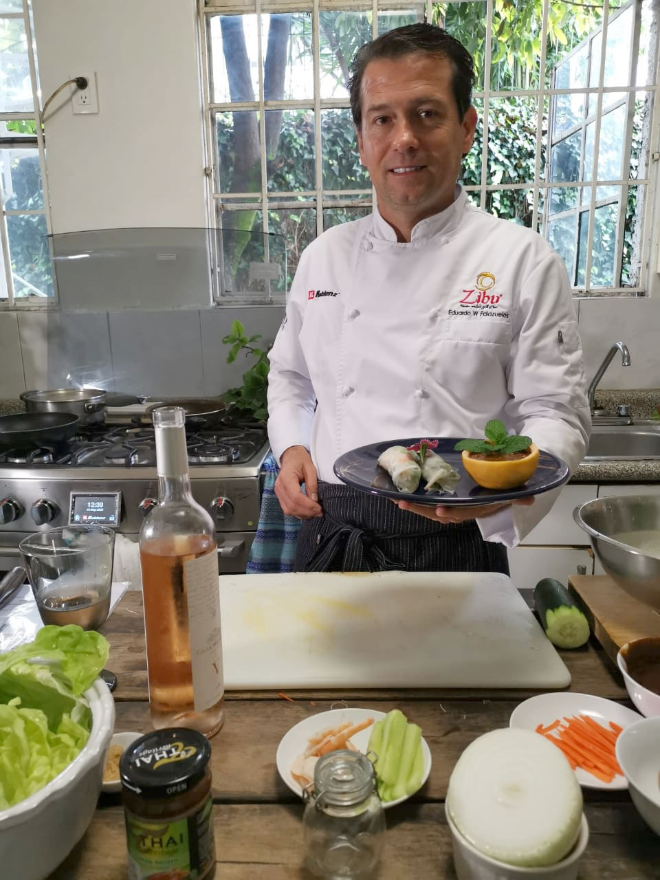 Cocina de Eduardo Palazuelos