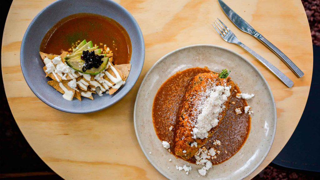 Alba Cocina Local: oda a la comida mexicana