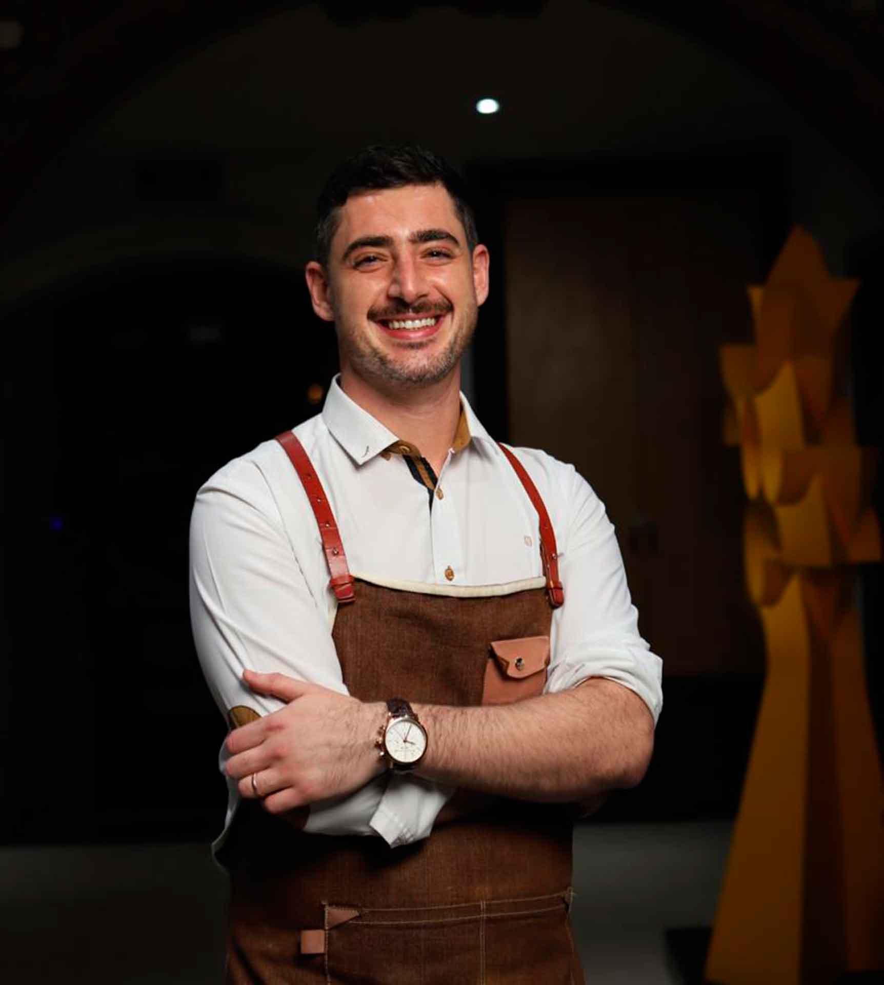 Chef Miguel Sánchez Navarro