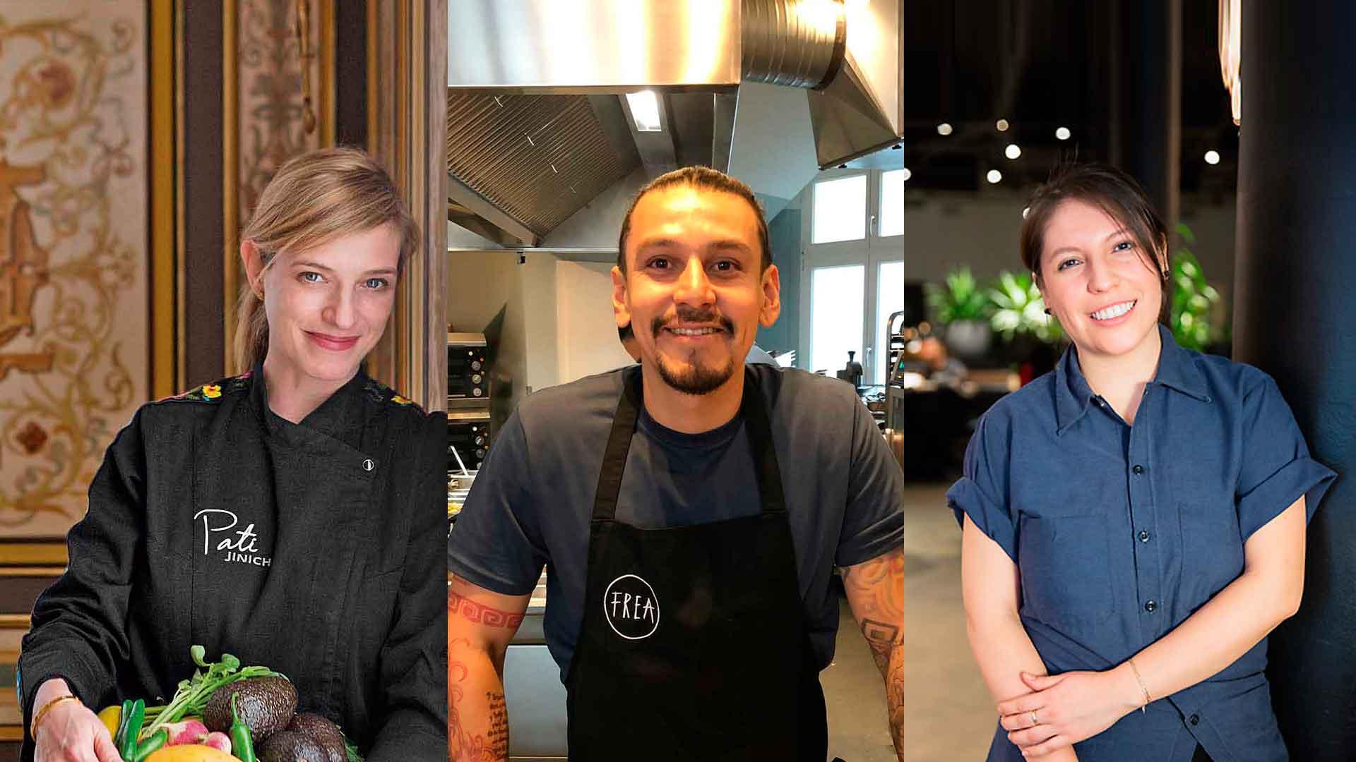Chefs mexicanos que están conquistando el mundo y no conocías