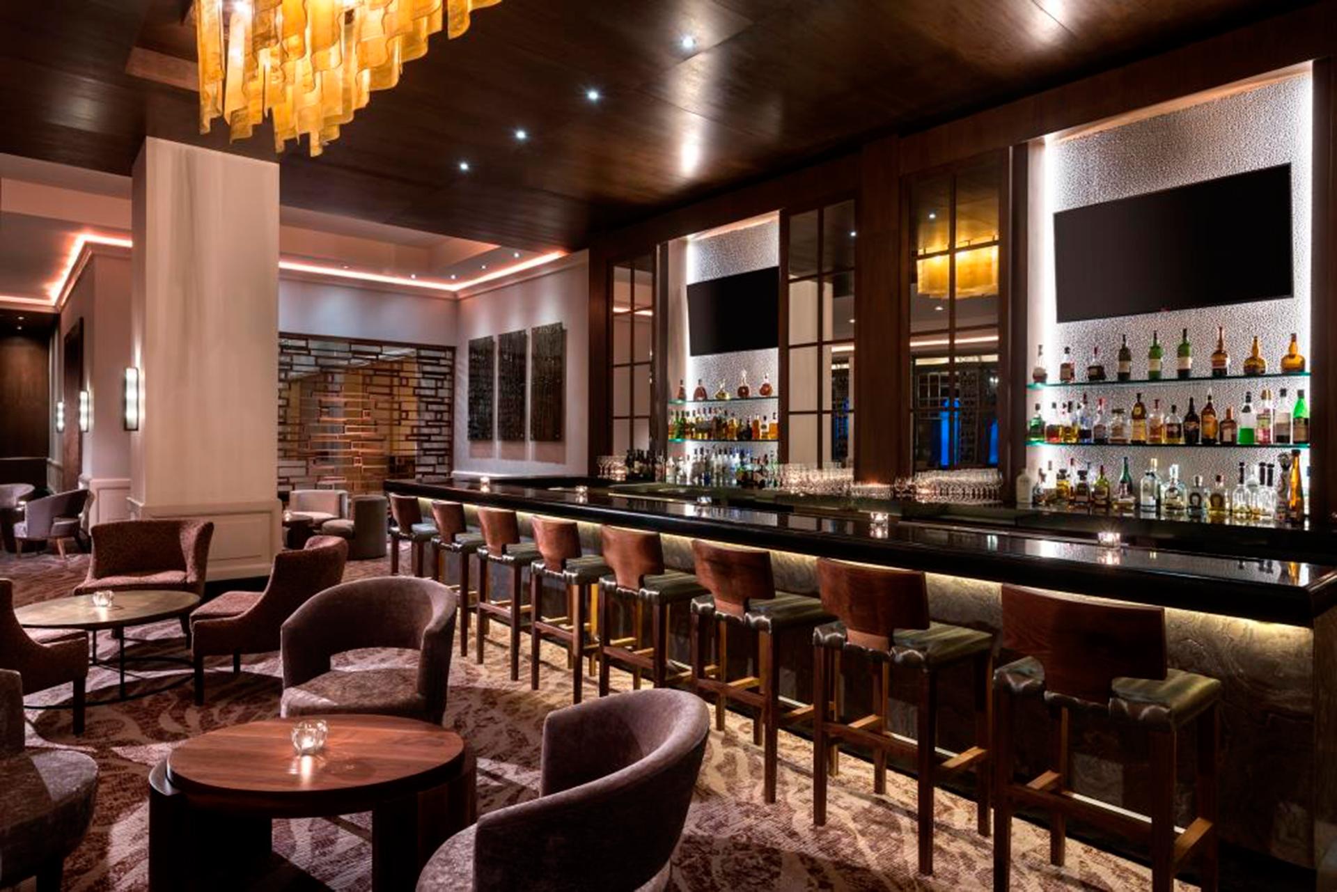 D Lounge, The Ritz-Carlton Cancún