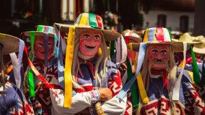 5 danzas tradicionales de México