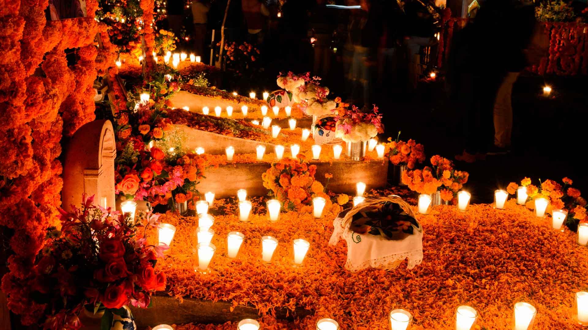 Así serán las celebraciones de Día de Muertos