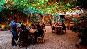 Restaurantes en Ciudad de México con espacios al aire libre