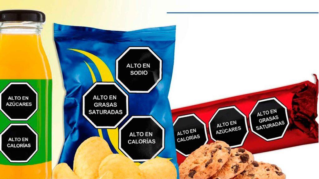 Todo sobre el nuevo etiquetado de alimentos