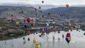 El Festival Internacional del Globo será online y gratuito