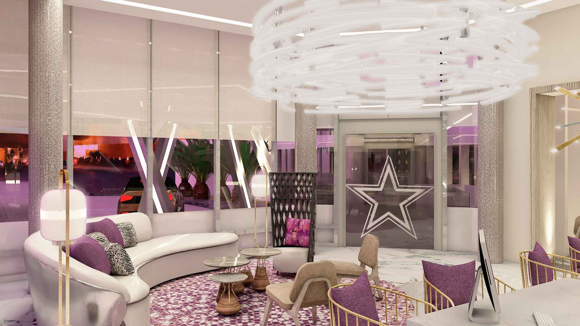 Abrirá el primer hotel Planet Hollywood en México