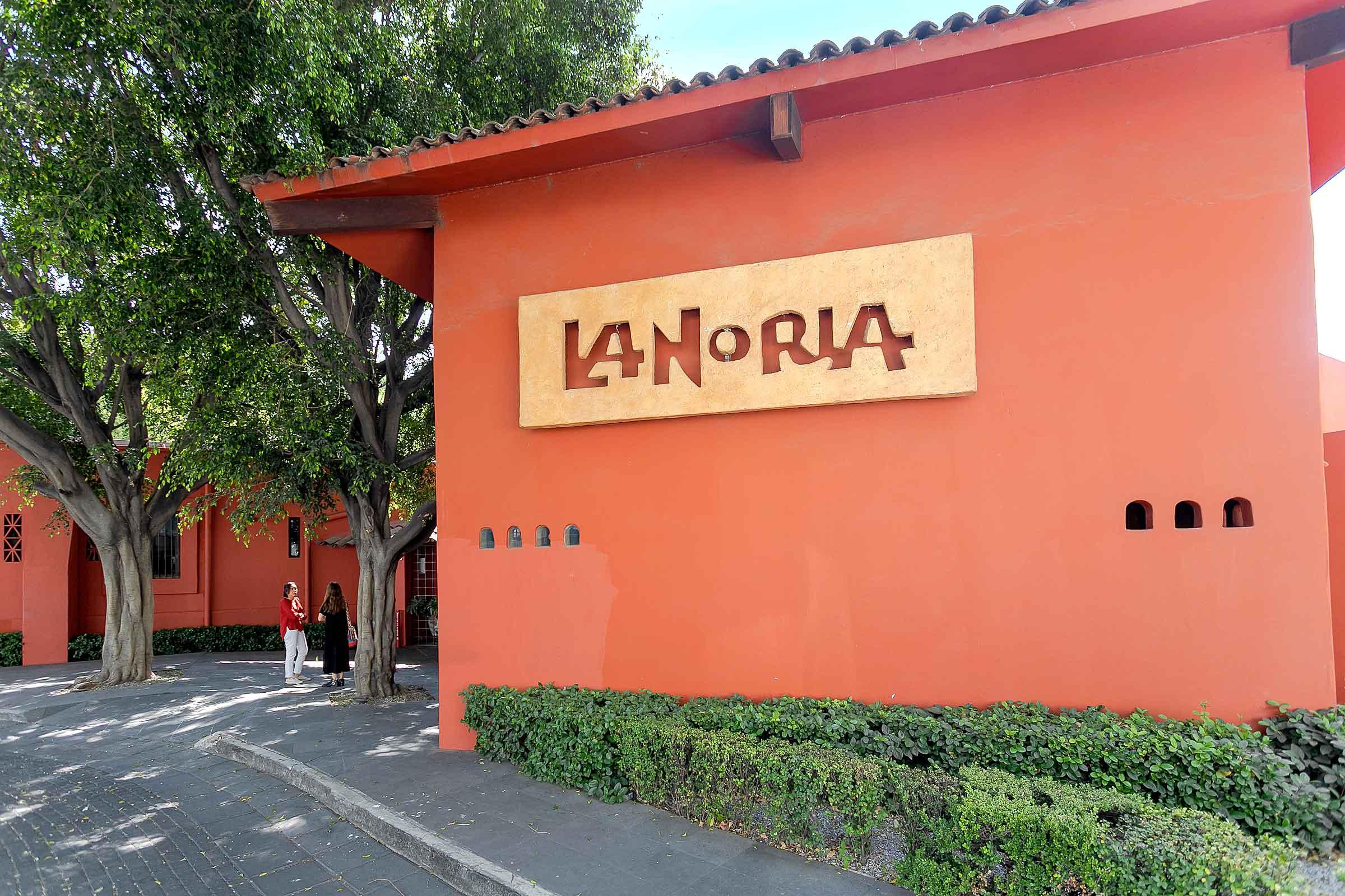 Restaurantes de Puebla - La Noria
