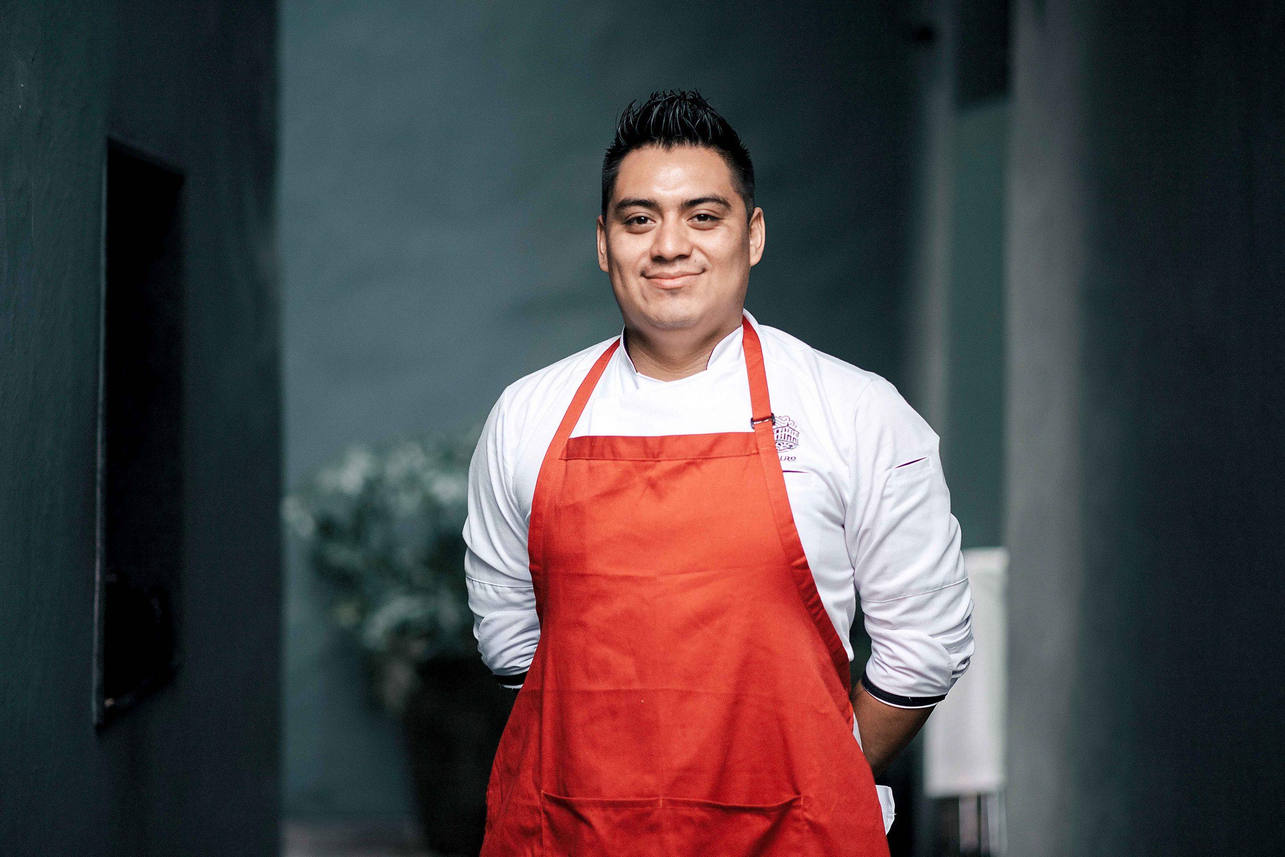 Chef Carlos Allende