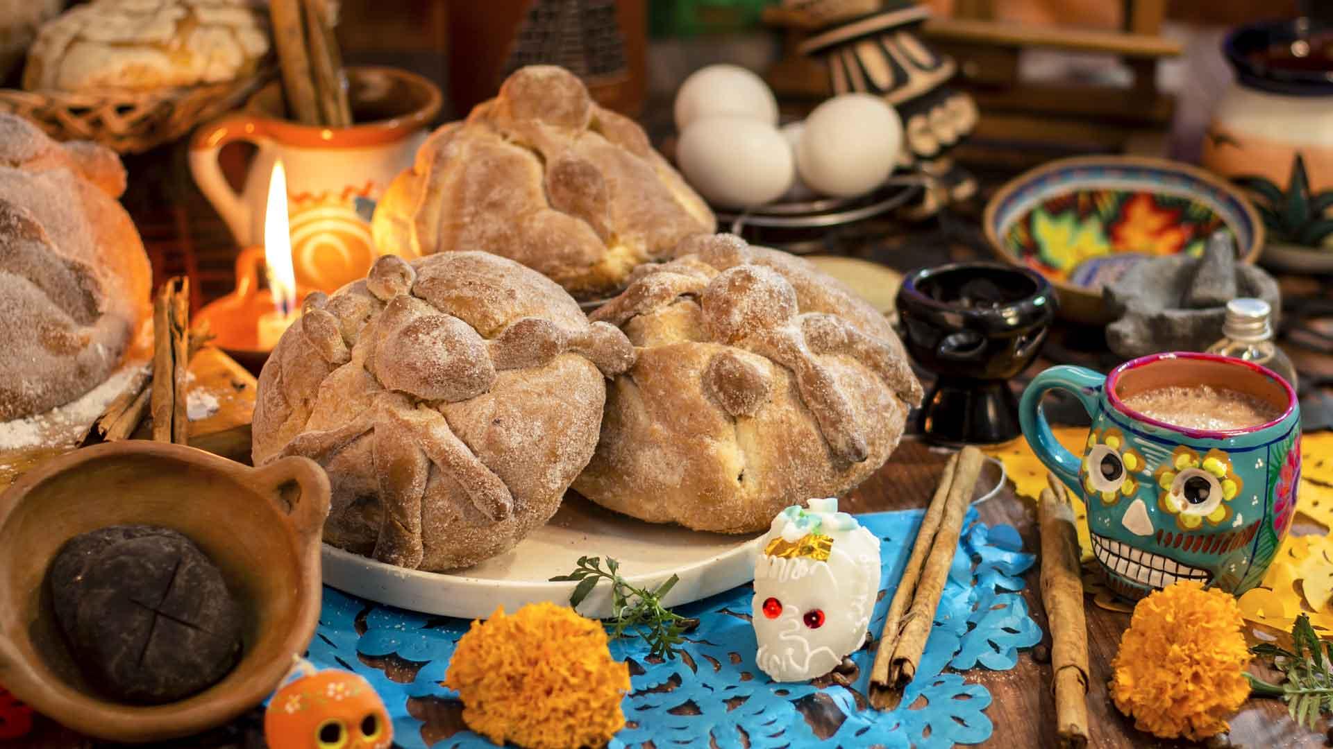 Pan de muerto: clásicos, rellenos, helados y ¡hasta conchas!
