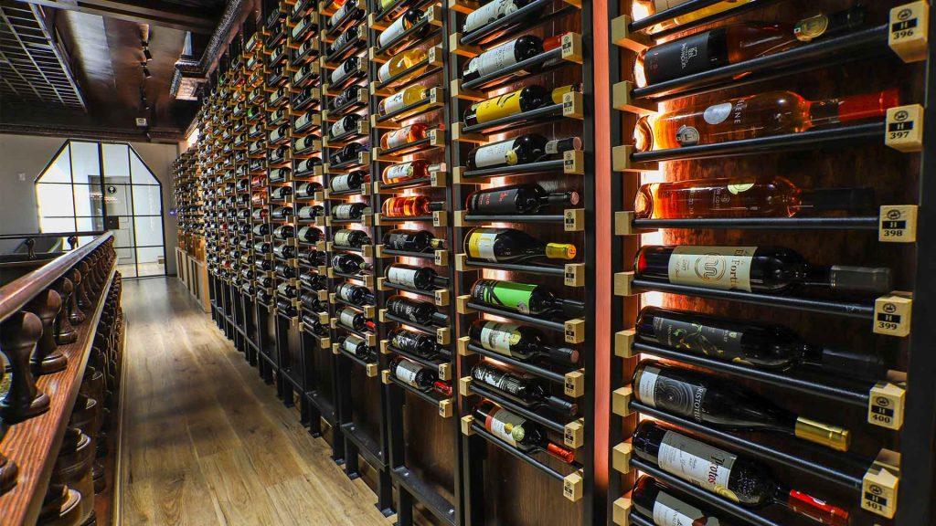 Conoce el primer wine bar del Concurso Mundial de Bruselas