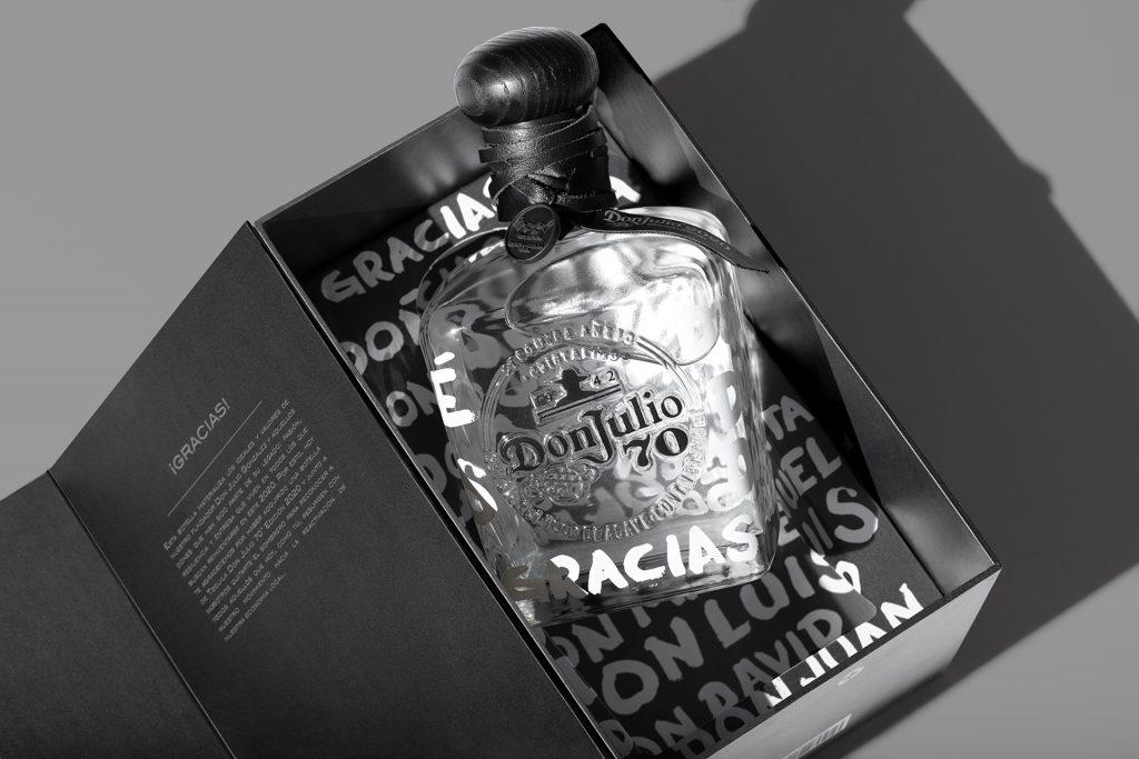 Tequila Don Julio: solidaridad embotellada