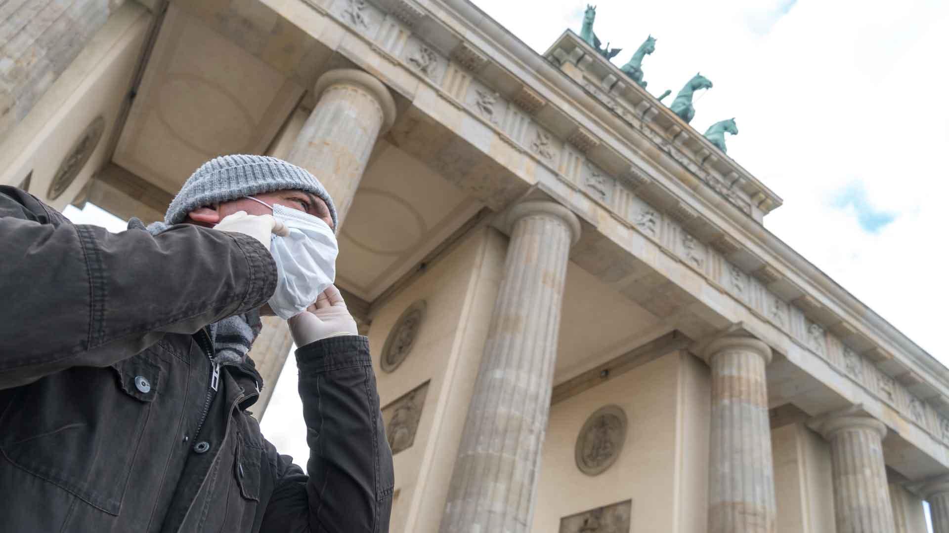 Rebrote de Covid-19 en Europa rompe récords de contagios
