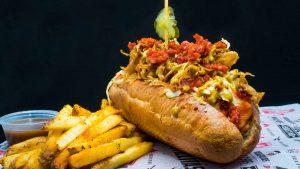 Rock'n Ribs: comer delicioso mientras rockeas
