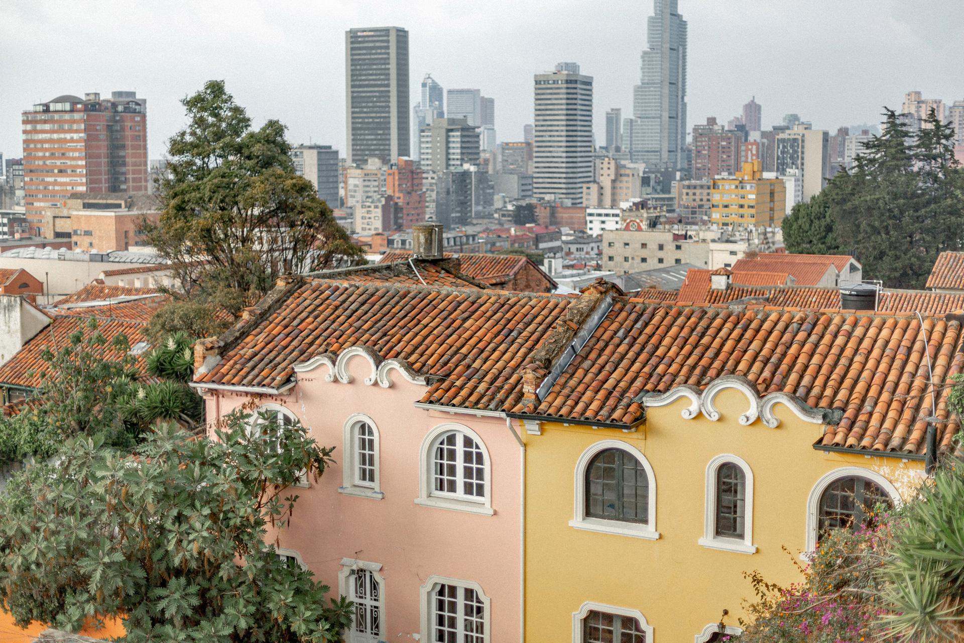 Bogotá, Países que permiten vuelos desde México