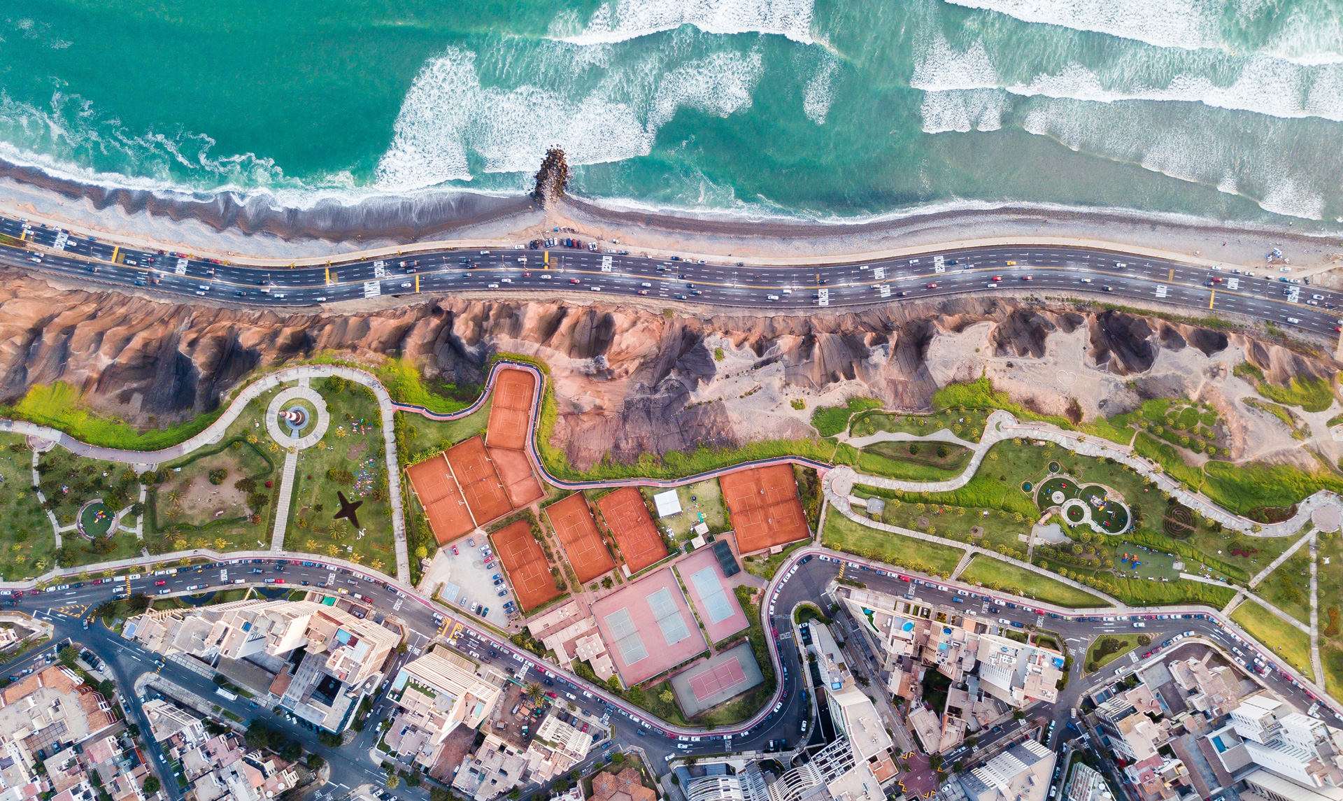 Lima, Países que permiten vuelos desde México