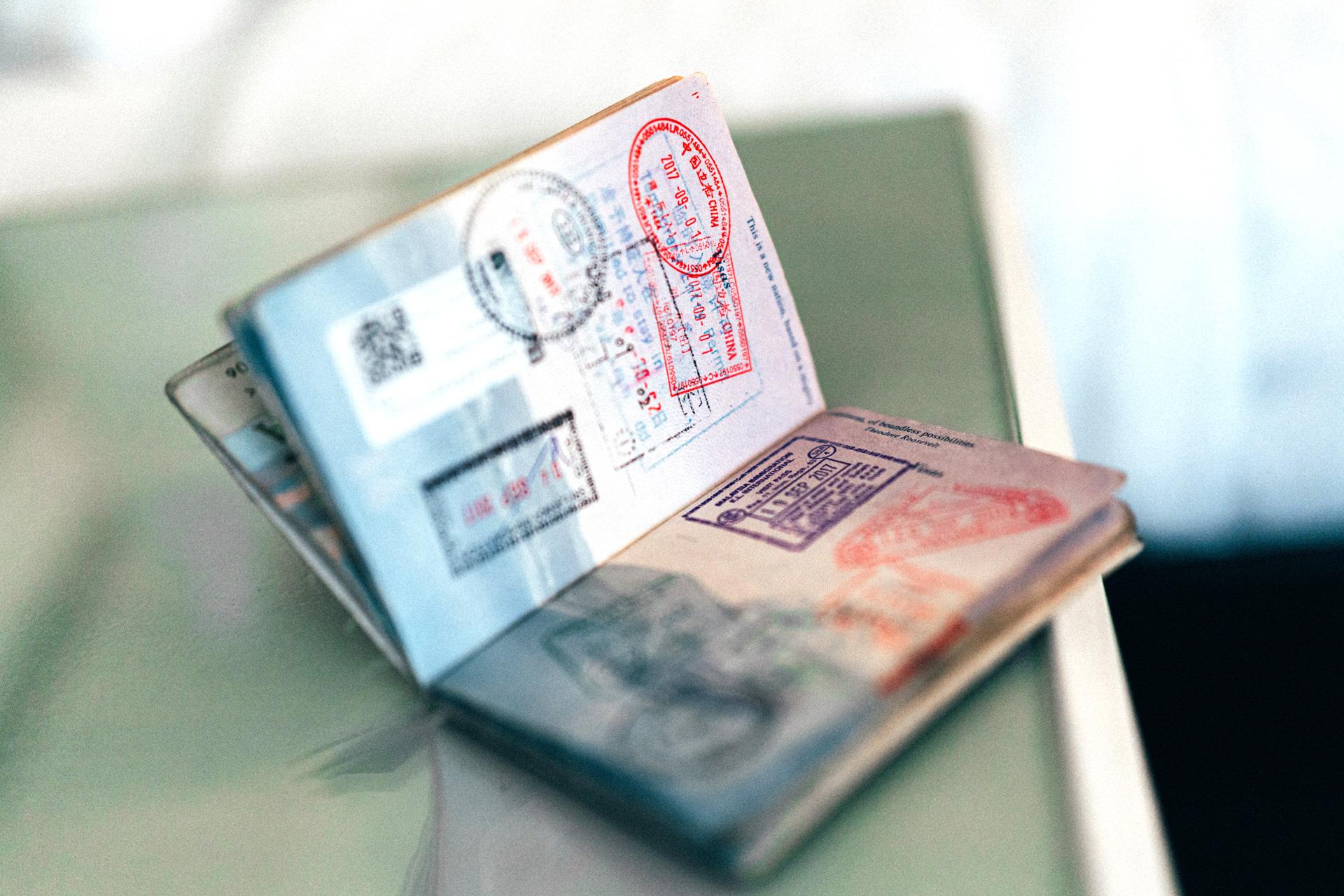 Pasaporte, Países que permiten vuelos desde México