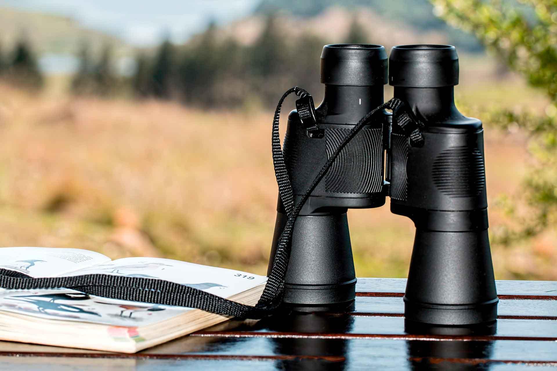 astroturismo binoculares