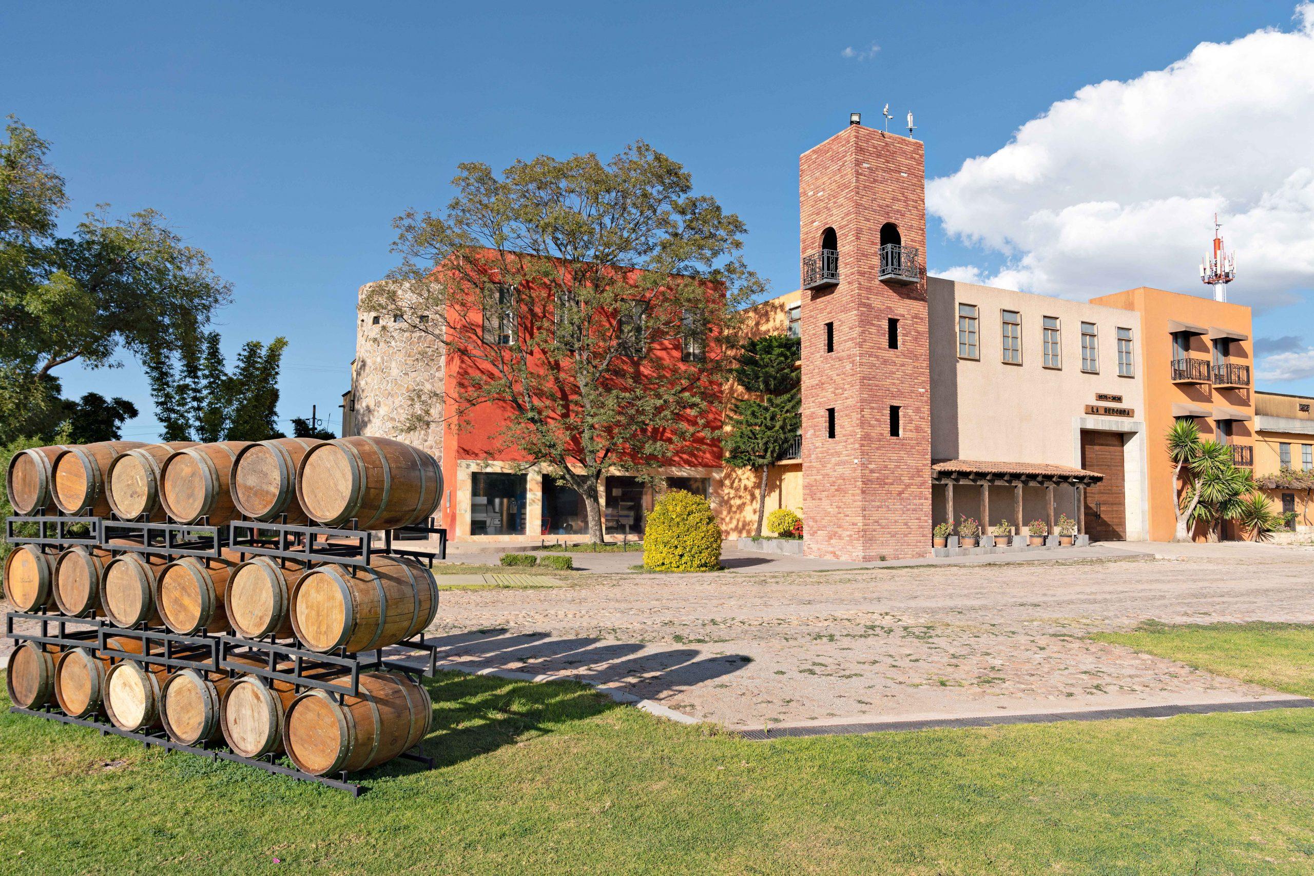 vino de Querétaro La Redonda
