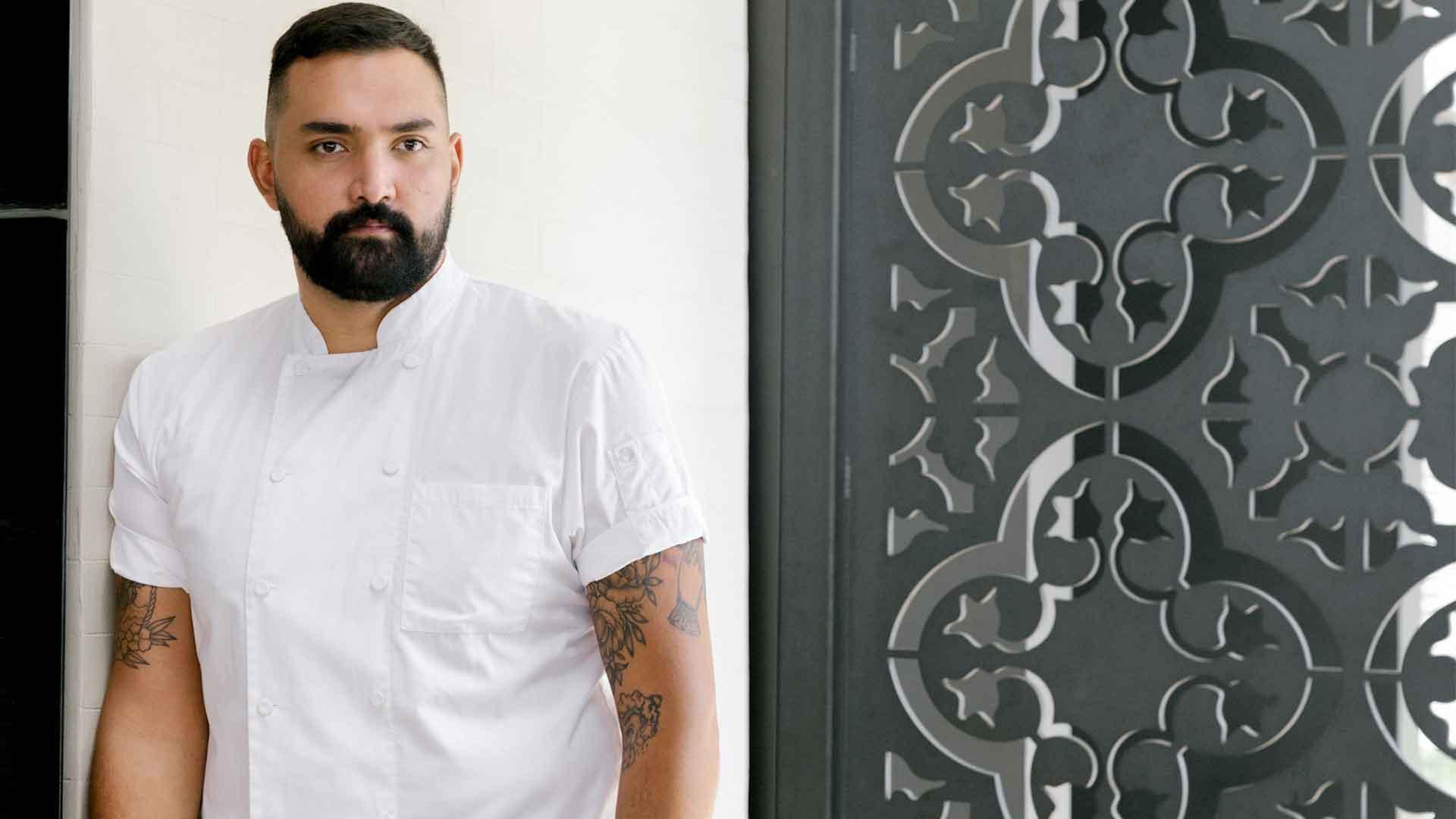 Chef Armando Acosta