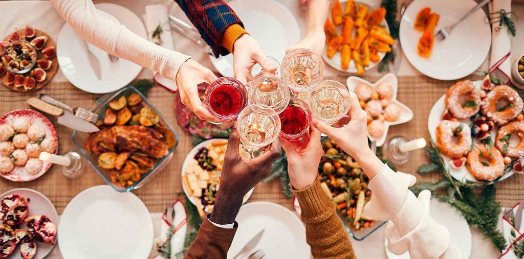 Deliciosos canapés para las fiestas decembrinas