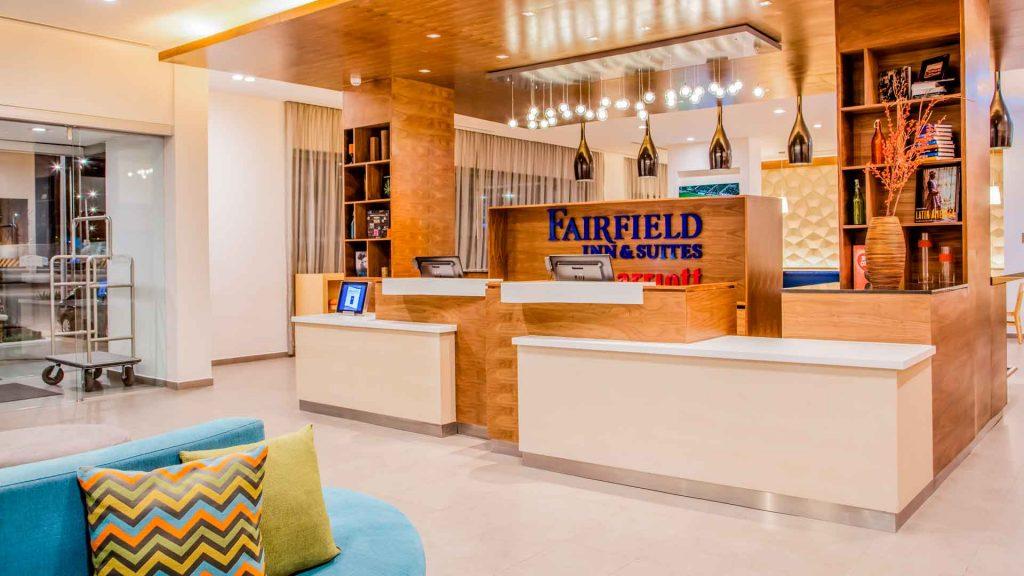 FairfieldInn & Suites byMarriottJuriquilla: modernidad y tranquilidad para toda ocasión