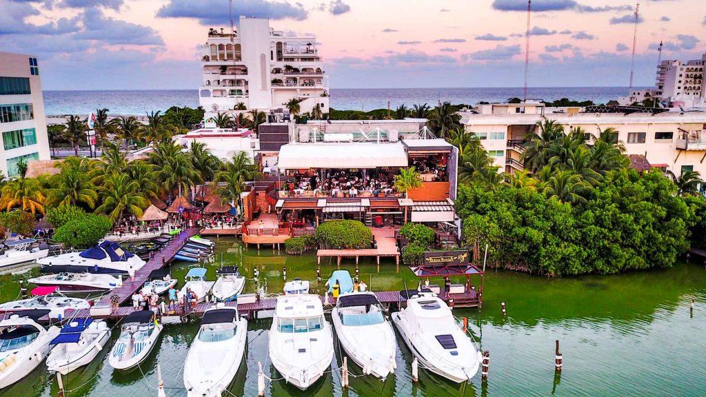 La Buena Barra Cancún, delicias caribeñas