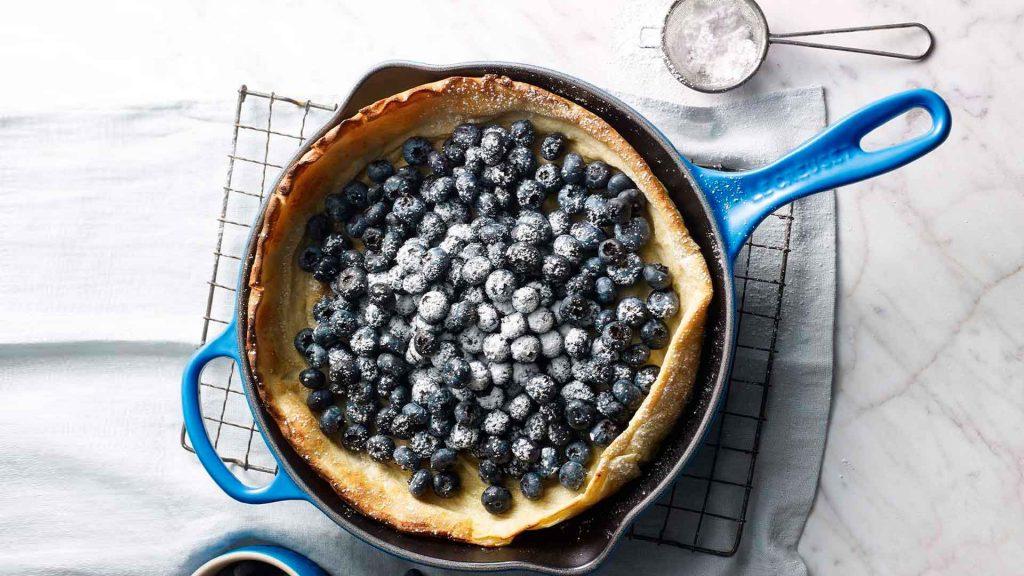 Blueberry es el nuevo azul de Le Creuset
