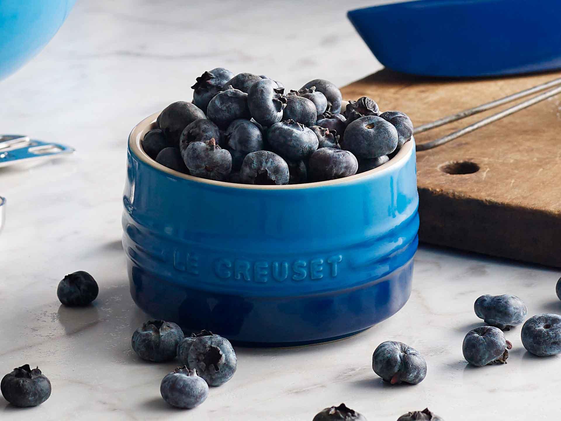 Le Creuset Blueberry