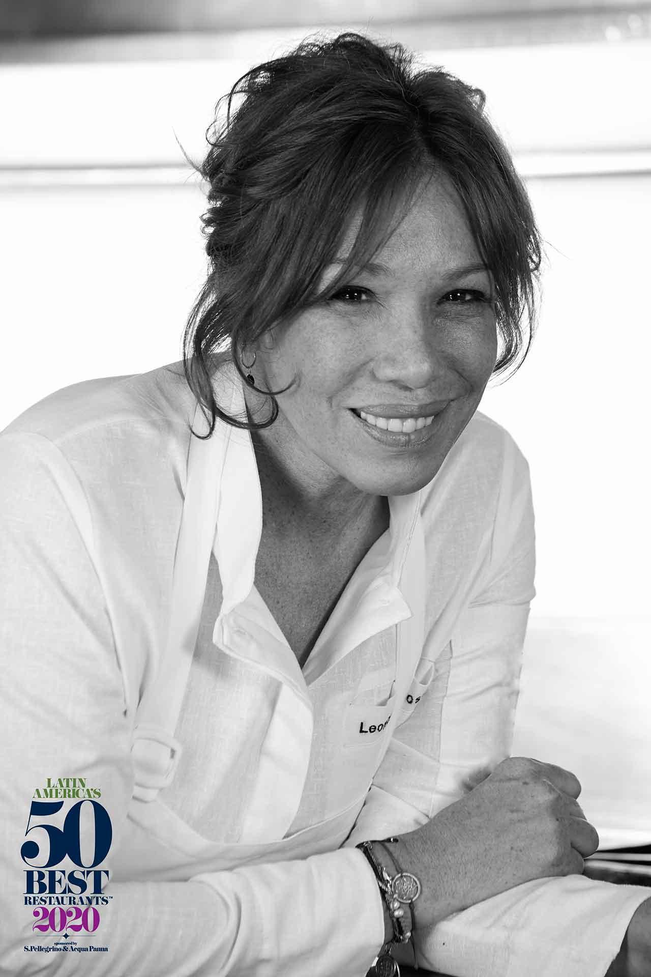 Chef Leonor Espinosa
