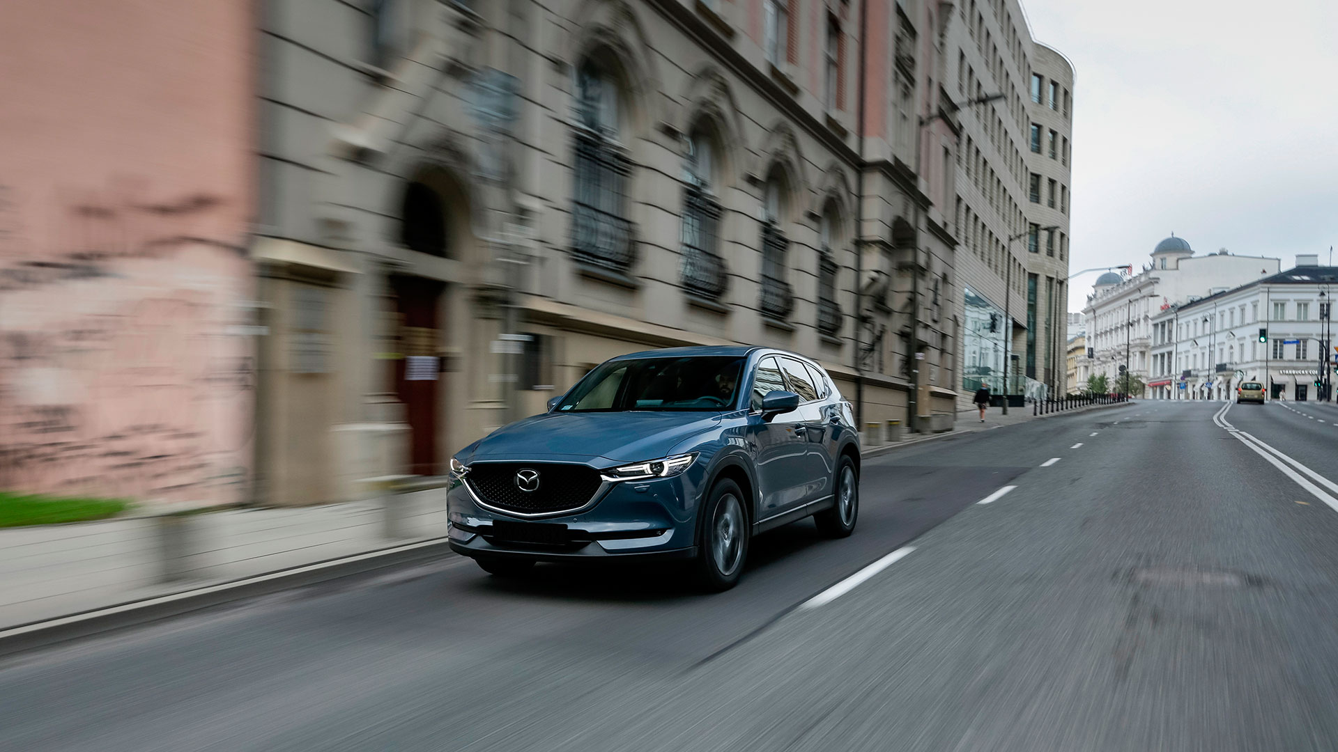 Mazda Polymetal Grey