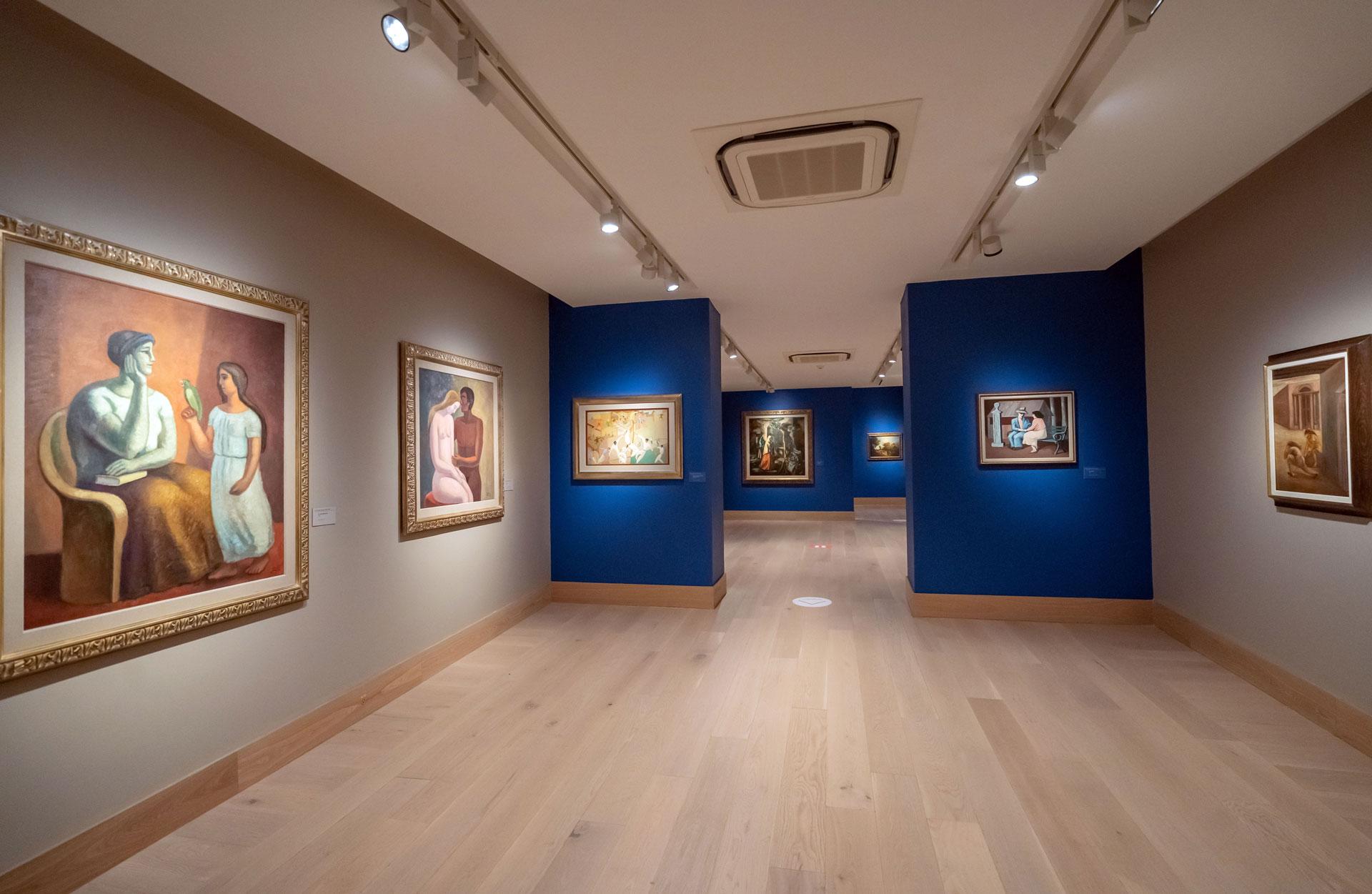 Sala del Museo Kaluz