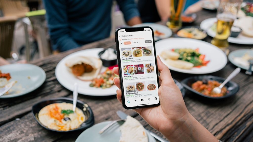 4 apps ideales para foodies