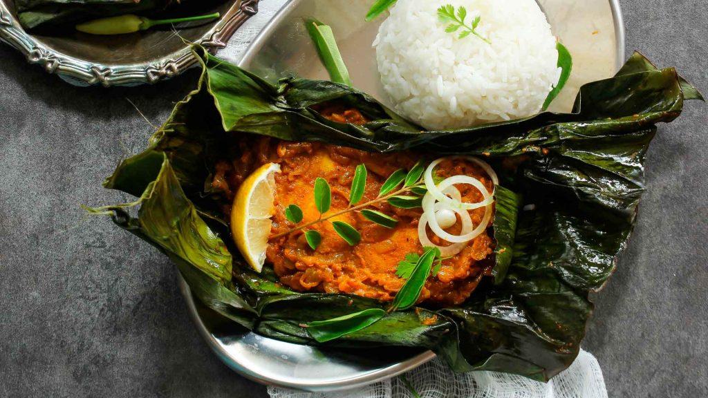 Prepara una receta de envuelto de pescado del chef Fernando Martínez