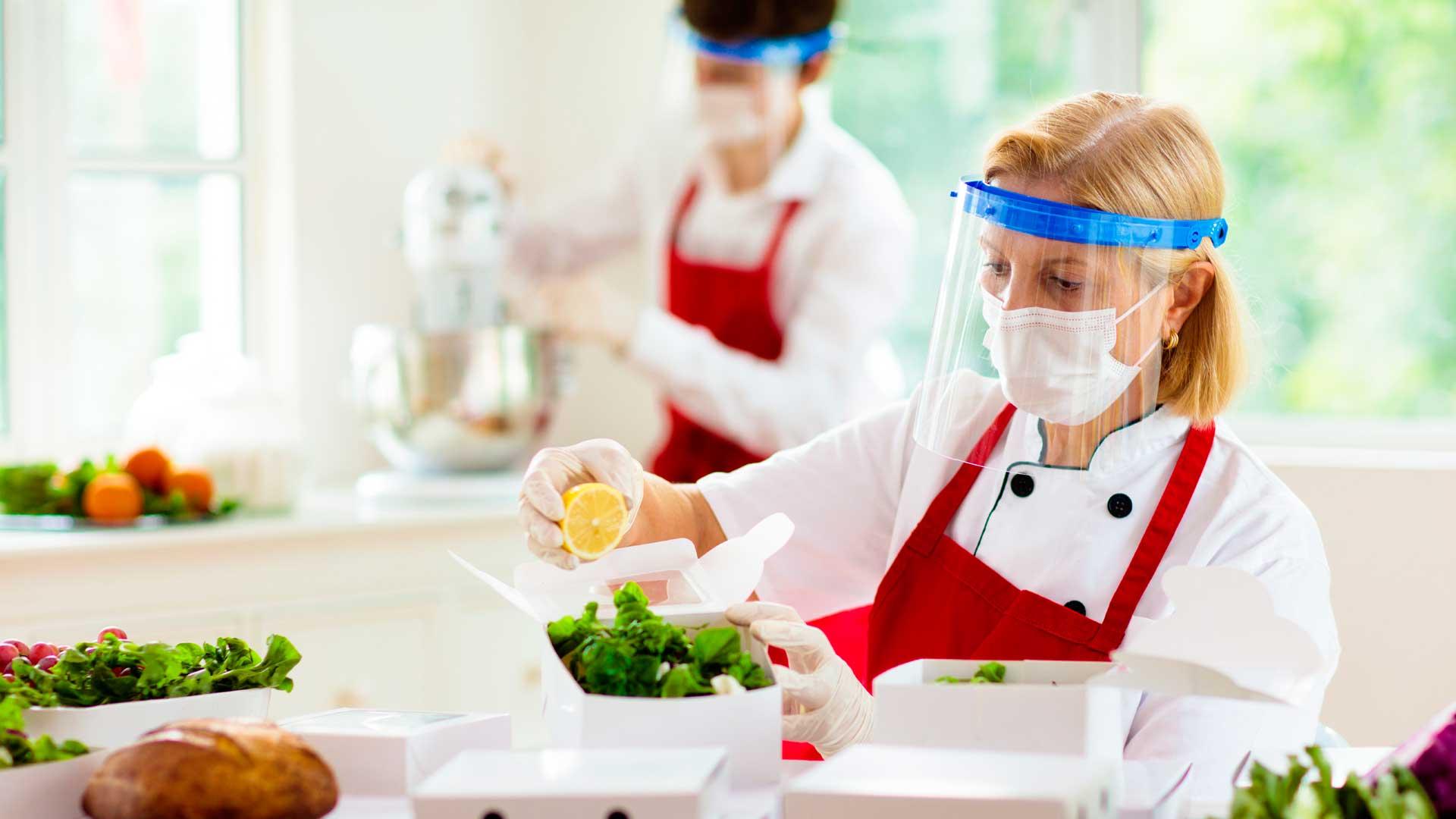 ¿Cómo han sobrevivido los restaurantes durante la pandemia?