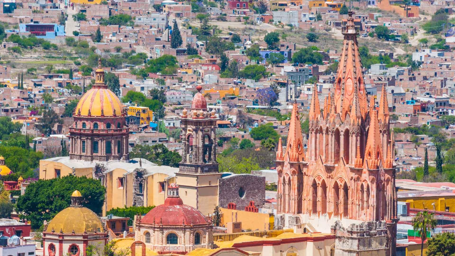 San Miguel de Allende, ciudad que inspira