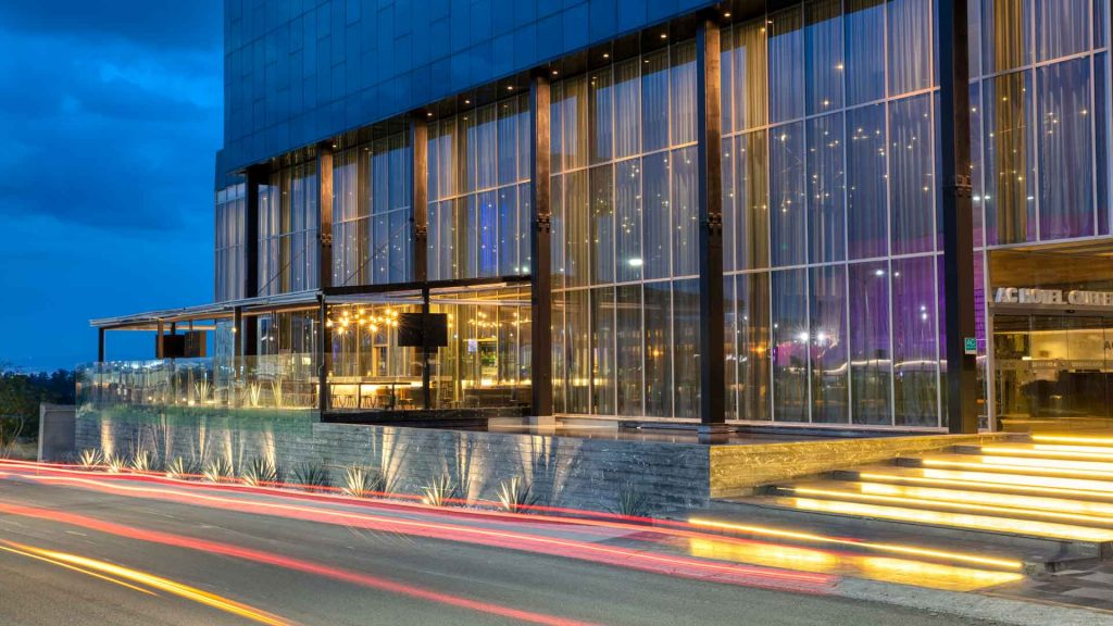 AC Hotel Querétaro Antea, descanso placentero