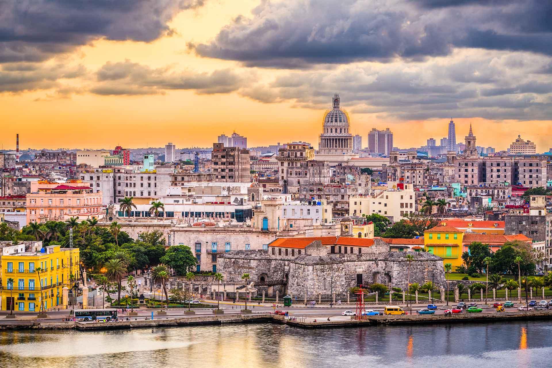 Cuba isla