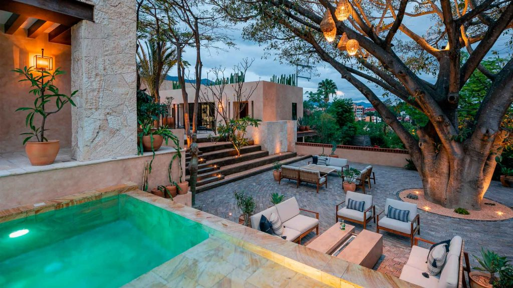 4 motivos para hospedarte en Casa Santo Origen, Oaxaca
