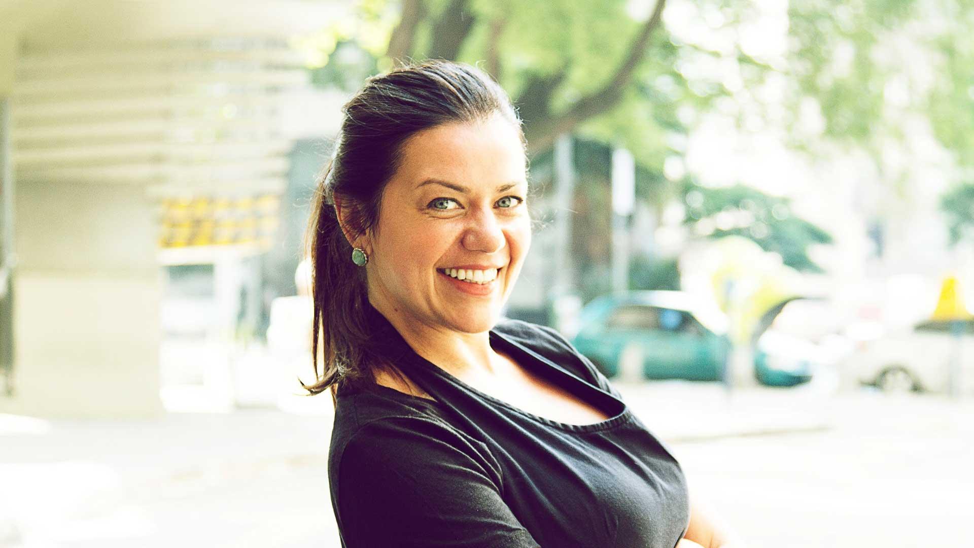 Janaina Rueda, una chef con mucho corazón