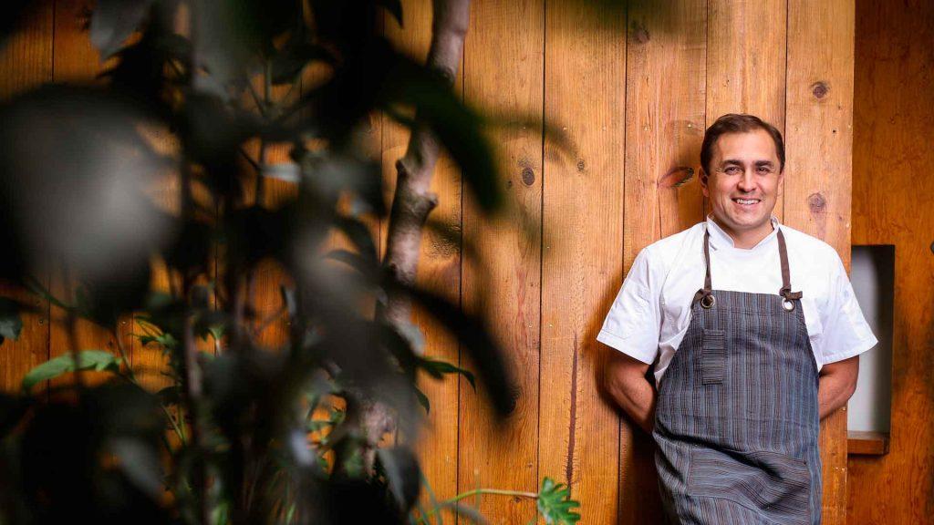 Chef Maycoll Calderón: una historia de resiliencia