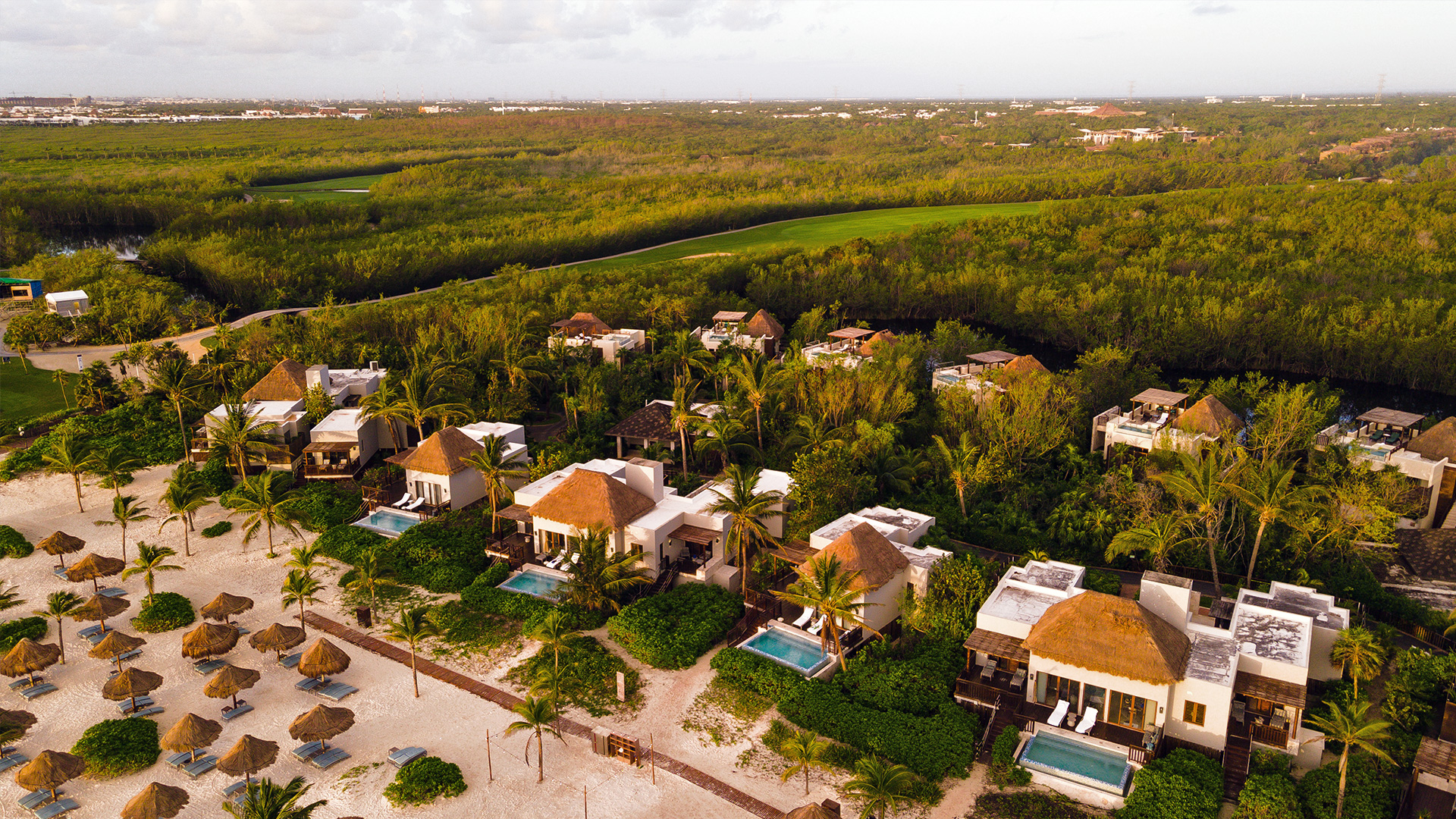 Fairmont Mayakoba: paraíso entre selva y mar