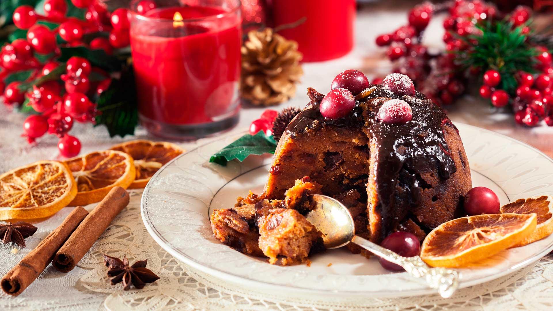 Prepara un fruit cake navideño con Turin y Food and Travel