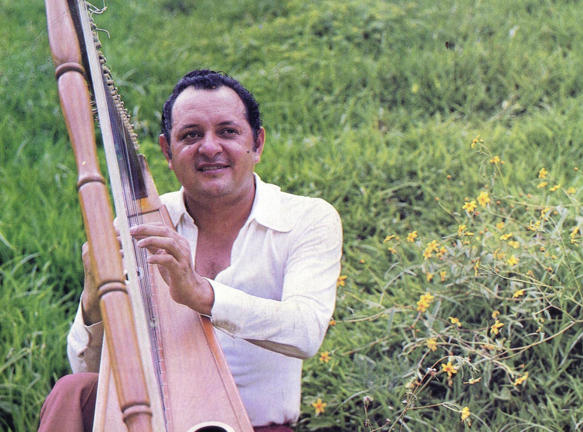Hugo Blanco, compositor de El burrito sabanero