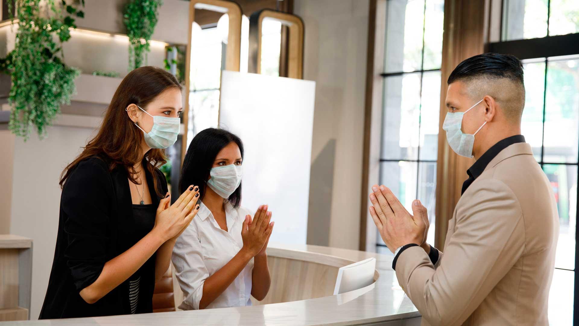 La vacunación, esperanza para la industria turística